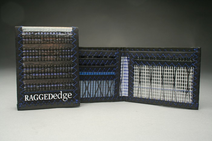 Ragged Edge CF Wallets