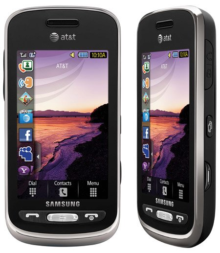 AT&T Samsung Solstice