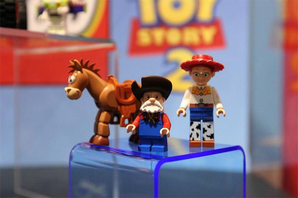 Toy Story x LEGO