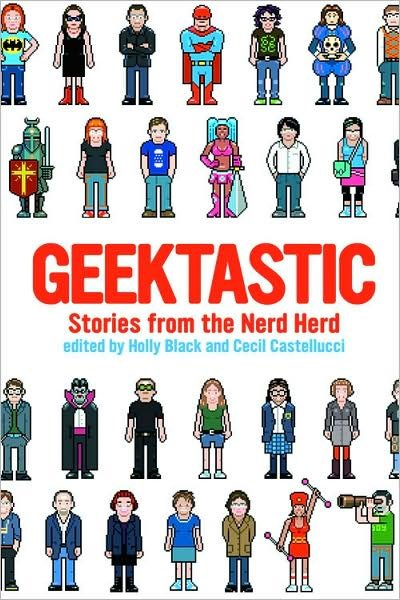 Book: Geektastic