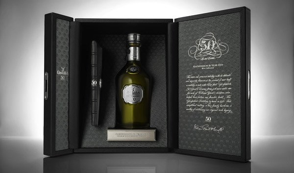 Glenfiddich 50-year Whiskey