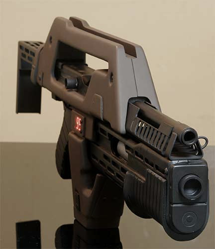Aliens Hero Pulse Rifle