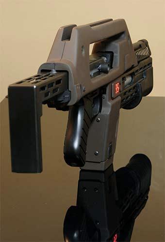 Aliens Hero Pulse Rifle