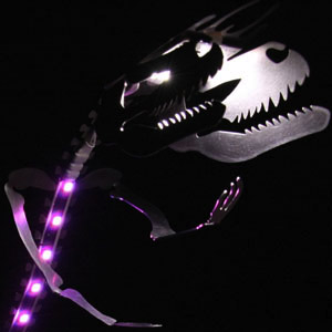 LEDSAUR Desk Lamp