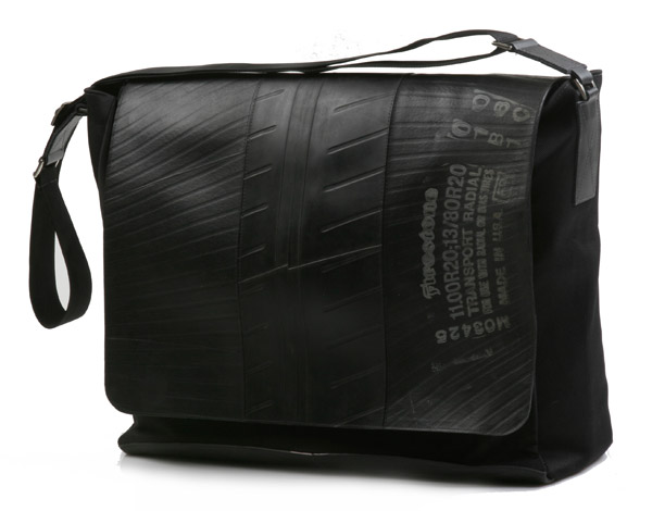 McKlaren Messenger Bag