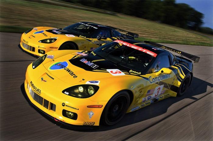 2010 GT2 Corvette C6.R