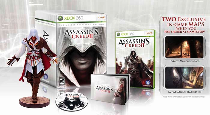 Assassin's Creed II CE