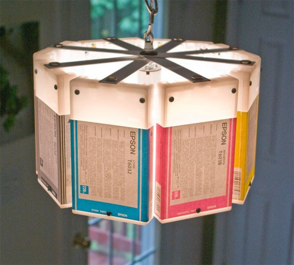 Ink Cartridge Lamps