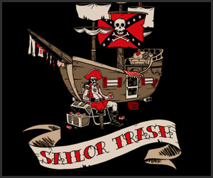 Sailor Trash T-shirt