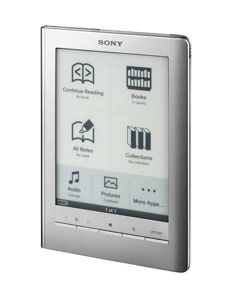 Sony Reader Pocket/Touch