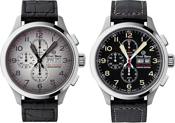 E. Benz x Varvatos Watch