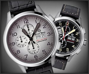 E. Benz x Varvatos Watch