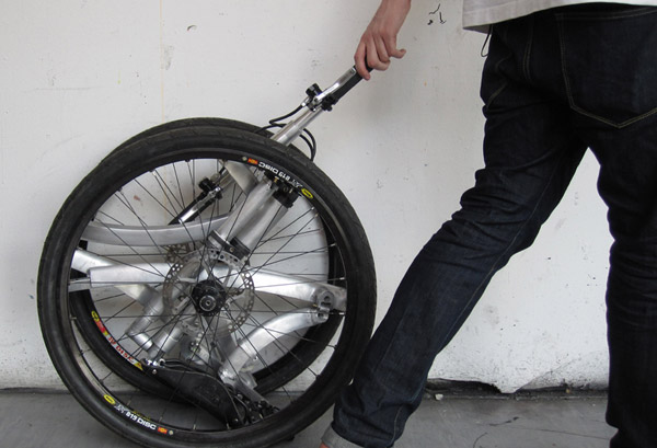 The Contortionist Bike