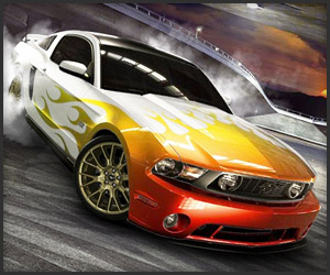 2010 Mustang Customizer