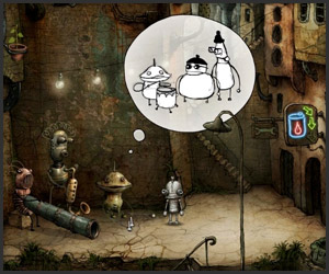 Gameplay: Machinarium