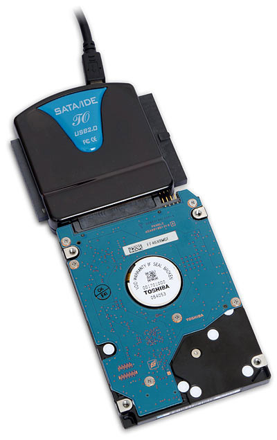 USB to SATA/IDE Kit