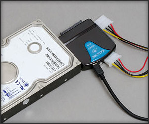 USB to SATA/IDE Kit