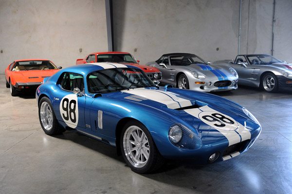Shelby Daytona Coupe MKII