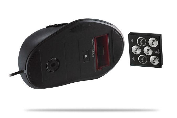 Logitech G500 Mouse