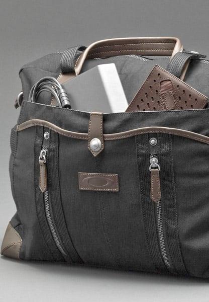Mallet Messenger Bag