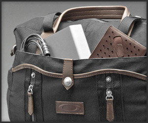Mallet Messenger Bag