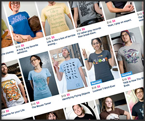 Threadless Sale Giveaway