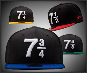 New Era Size Caps