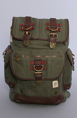 47 Gun Salute Backpack