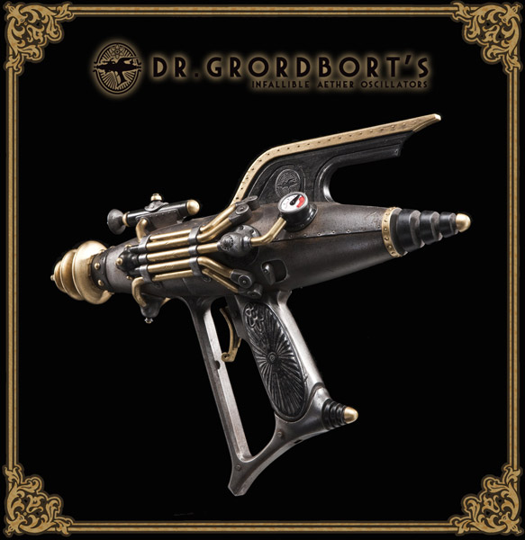 Righteous Bison Raygun