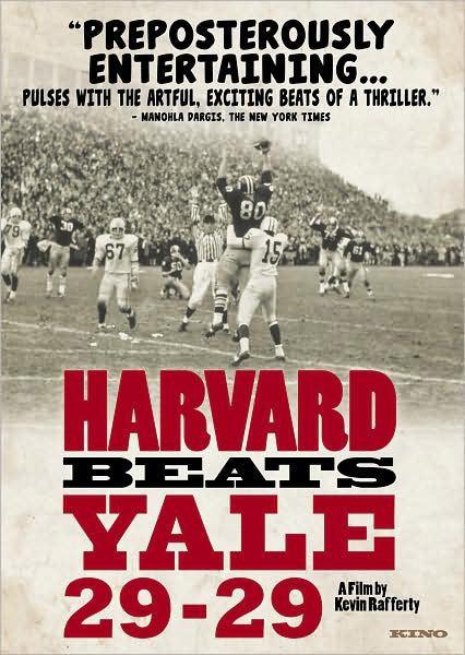 DVD: Harvard Beats Yale