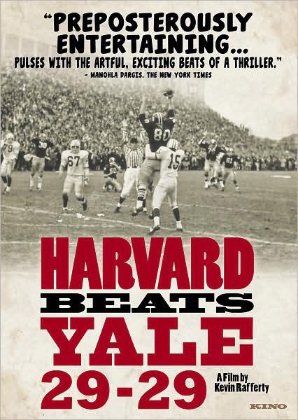 DVD: Harvard Beats Yale