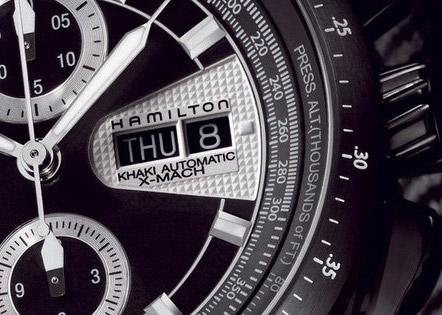 Hamilton Khaki X-Mach
