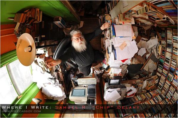 Photos: Where I Write