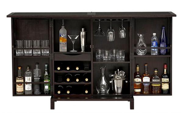 Kenton Bar Cabinet