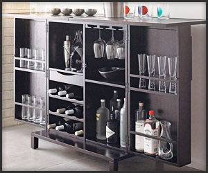 Kenton Bar Cabinet