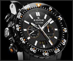 Edox Ice Shark Watch