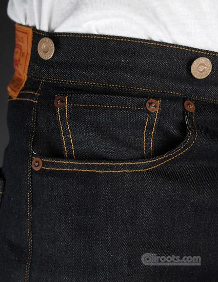 Levis 1890 XX501 Jeans