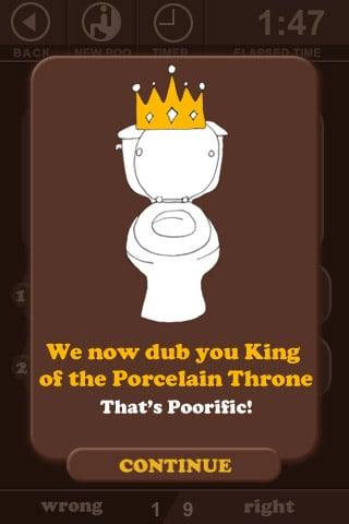 iPhone: Poo Log