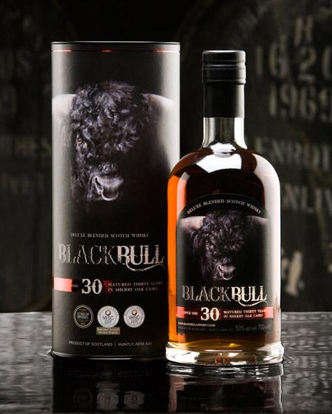 Black Bull Whisky