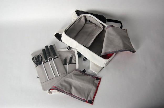 Concept: Chef's Tool Bag