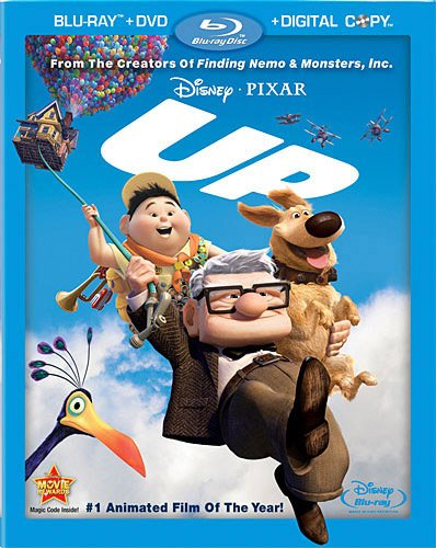 Blu-ray/DVD: Up