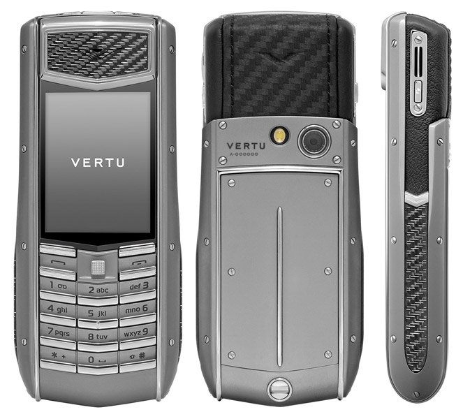 Vertu Ascent TI CF