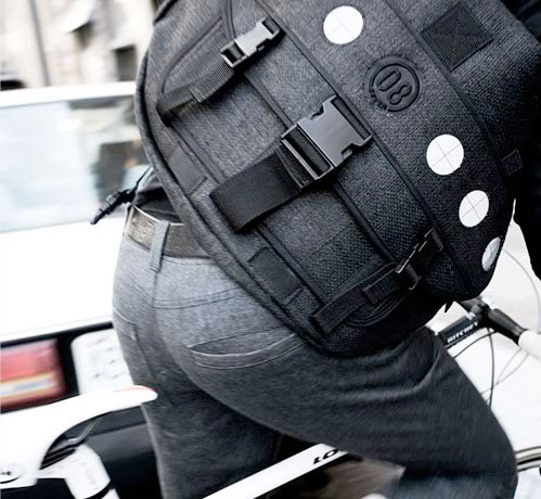 Goliath Messenger Bag