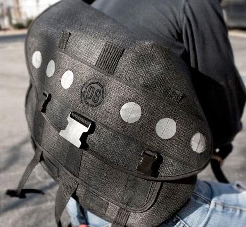Goliath Messenger Bag
