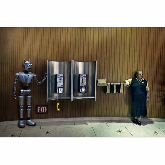 M. Lahdesmaki's Robots