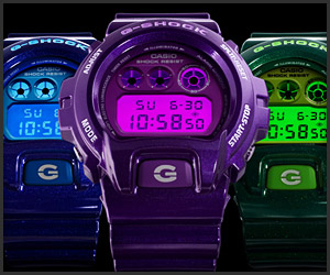 G-Shock 2009 Collection