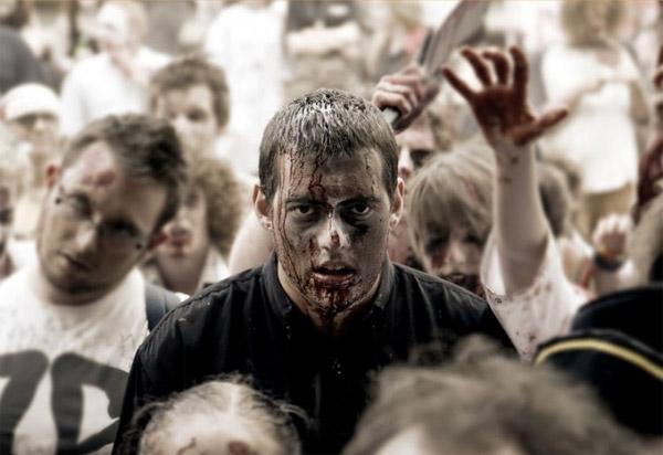 Math: Surviving Zombies