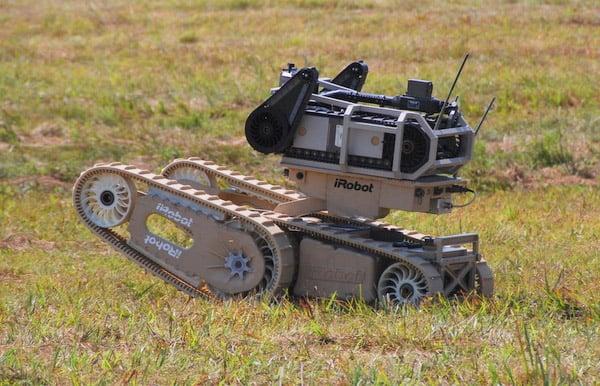 iRobot Warrior 700