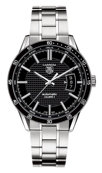 Carrera Caliber 5 Watch
