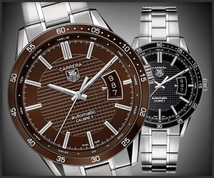 Carrera Caliber 5 Watch